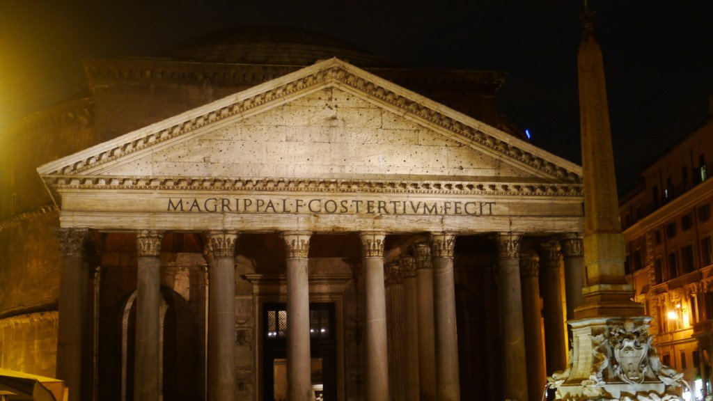 The Pantheon - Rome Vacation Tips