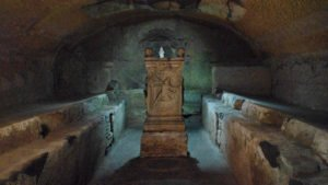 Basilica di San Clemente - Mithras Temple - Rome Vacation Tips