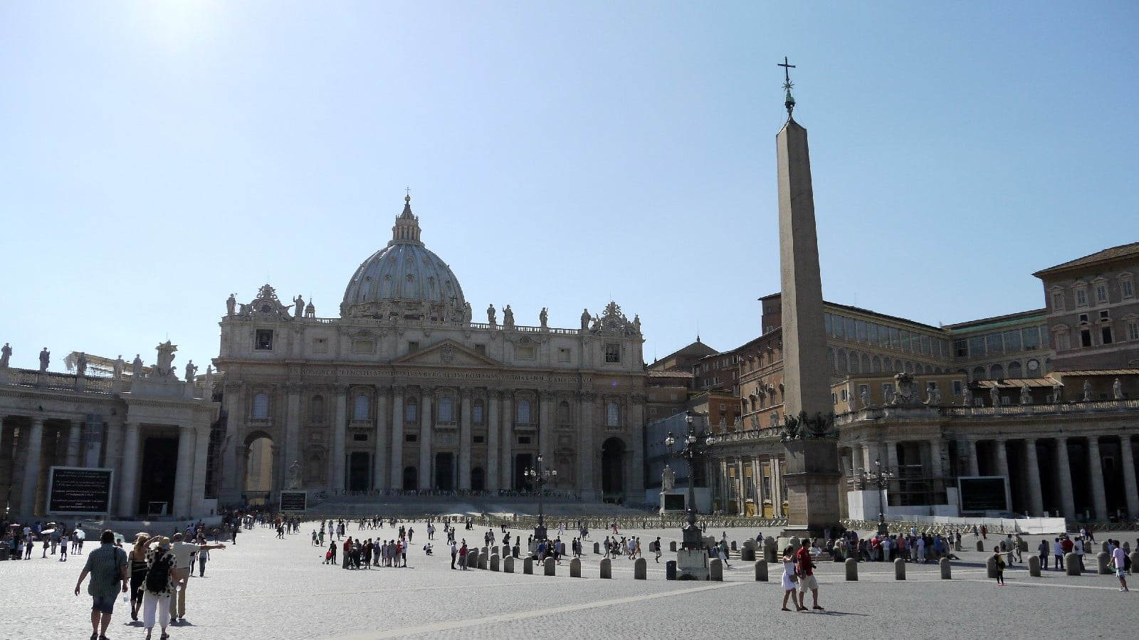 How to skip the line at St Peter's Basilica