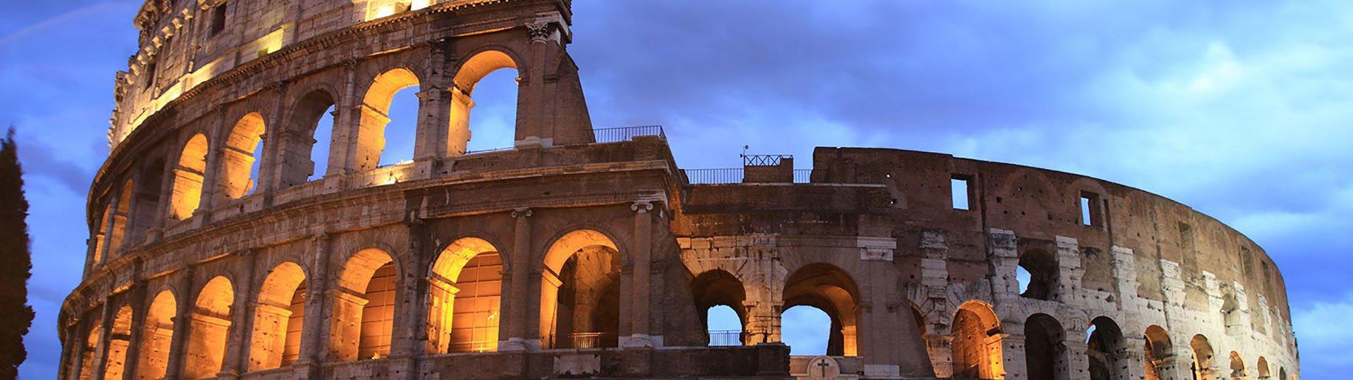 Early bird tour of Colosseum, Forum & Palatine