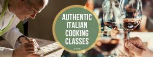 Authentic Italian Cooking Classes in Rome By Tiber River