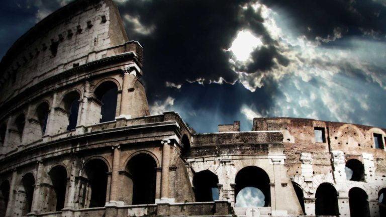 Colosseum visit during coronavirus
