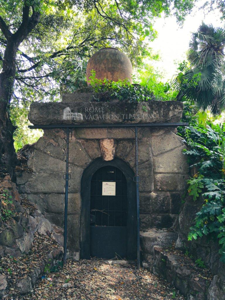 Mussolini's Bunker Villa Torlonia