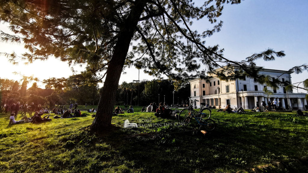 Villa Torlonia - Rome Vacation Tips