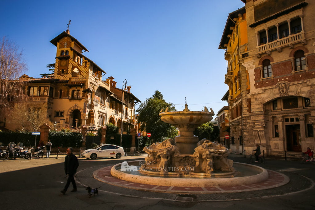 How to visit the Quartiere Coppedè in Rome